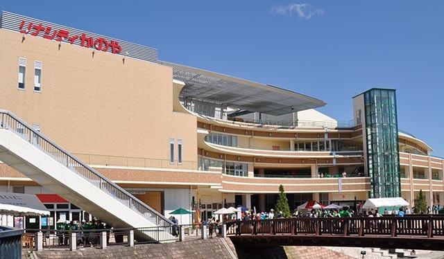 リナシティかのや (鹿屋市市民交流センター)Rinacity Kanoya (Kanoya Shimin Koryu Center)