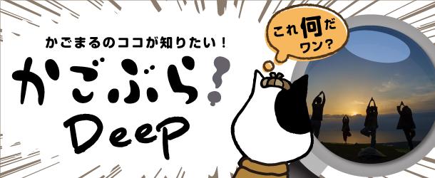 かごまるのココが知りたい!かごぶら!Deep~第13回箱﨑八幡神社~
